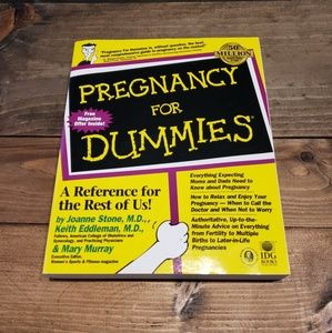 Other - Pregnancy For Dummies Book